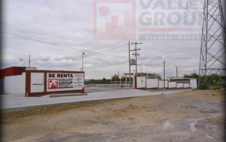 Foto de nave industrial en renta en  , la escondida (ejido), reynosa, tamaulipas, 612328 No. 01