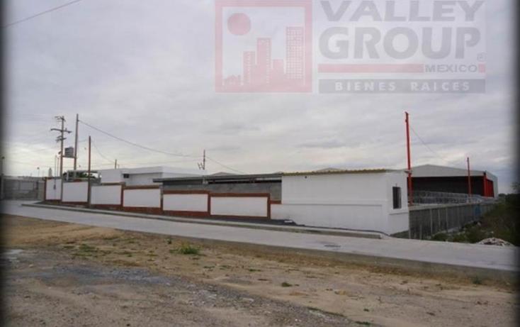 Foto de nave industrial en renta en  , la escondida (ejido), reynosa, tamaulipas, 612328 No. 02
