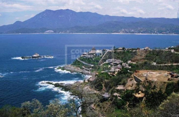 Foto de terreno habitacional en venta en  5, la punta, manzanillo, colima, 1651969 No. 04