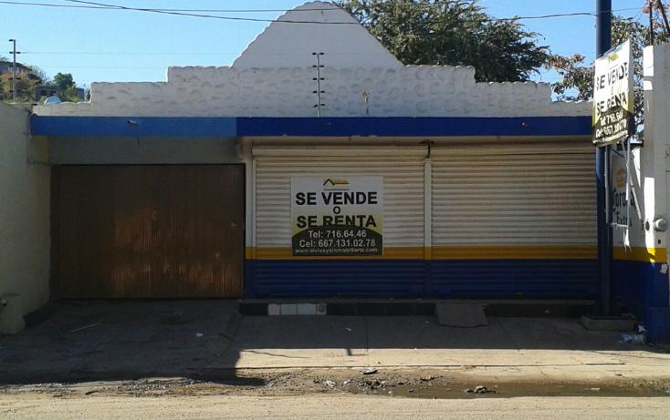Foto de casa en venta en  , la esperanza, culiac?n, sinaloa, 1779176 No. 01