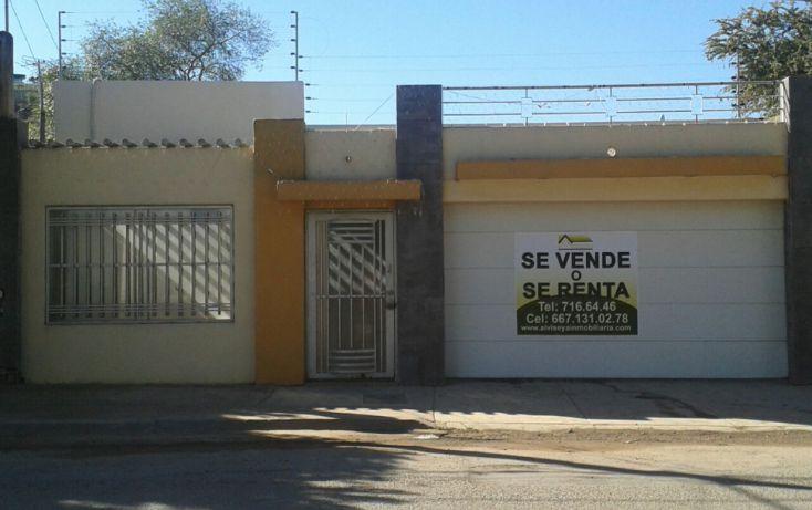 Foto de casa en venta en, la esperanza, culiacán, sinaloa, 1786630 no 01