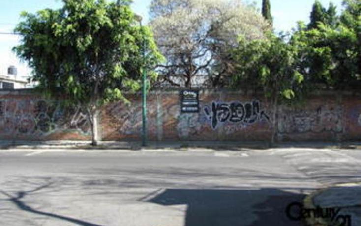 Foto de terreno habitacional en venta en  , la esperanza, iztapalapa, distrito federal, 1468189 No. 01