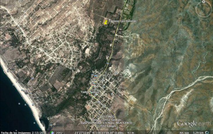Foto de terreno habitacional en venta en, la esperanza, la paz, baja california sur, 1096909 no 02