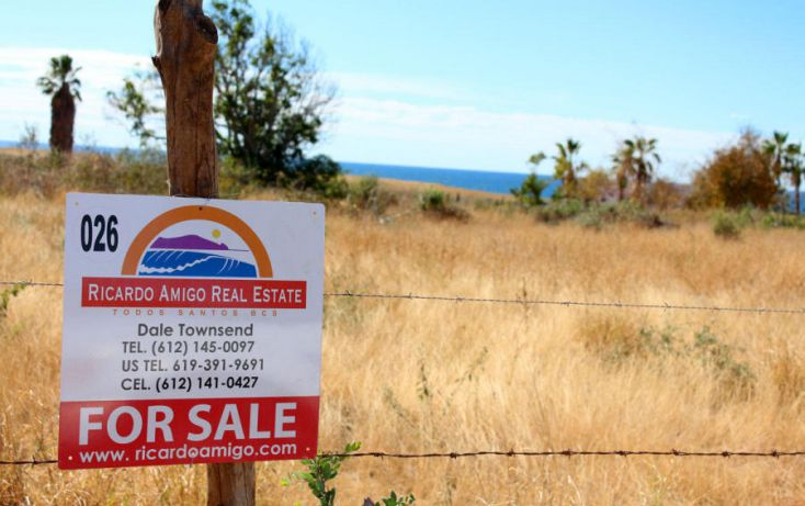 Foto de terreno habitacional en venta en, la esperanza, la paz, baja california sur, 1176169 no 10