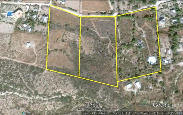 Foto de terreno habitacional en venta en, la esperanza, la paz, baja california sur, 1176169 no 11