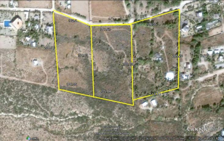 Foto de terreno habitacional en venta en, la esperanza, la paz, baja california sur, 1176169 no 12
