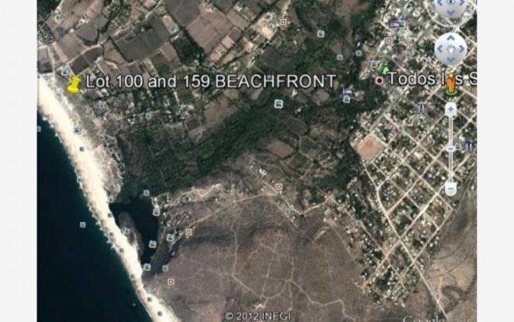 Foto de terreno habitacional en venta en, la esperanza, la paz, baja california sur, 1220827 no 01
