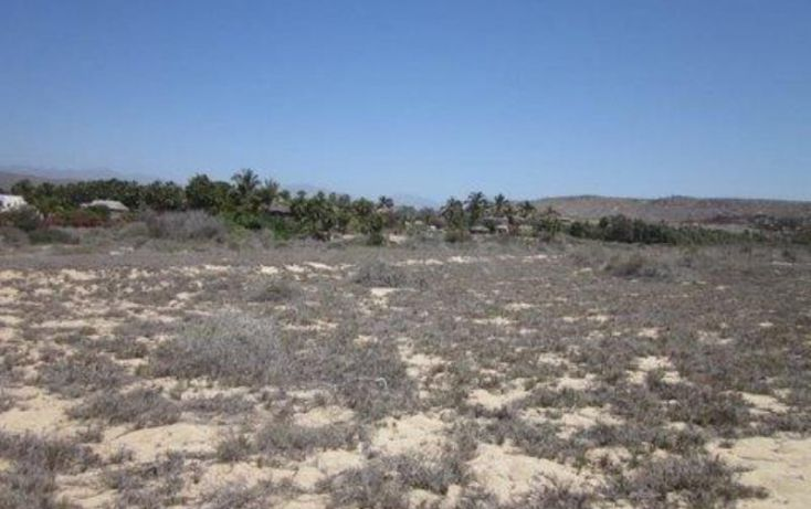 Foto de terreno habitacional en venta en, la esperanza, la paz, baja california sur, 1220827 no 04