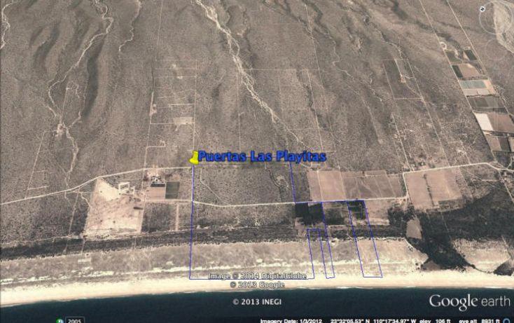 Foto de terreno habitacional en venta en, la esperanza, la paz, baja california sur, 1295055 no 12