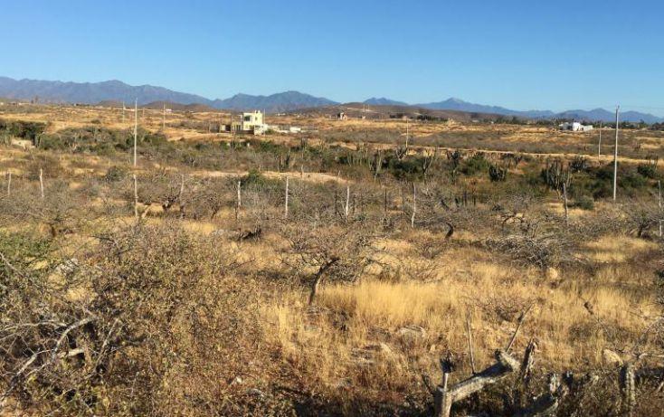 Foto de terreno habitacional en venta en, la esperanza, la paz, baja california sur, 1723056 no 02