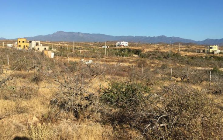 Foto de terreno habitacional en venta en, la esperanza, la paz, baja california sur, 1723056 no 03
