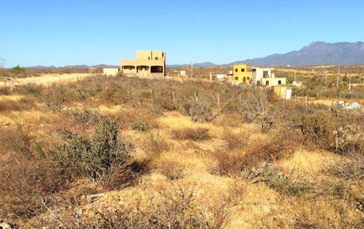 Foto de terreno habitacional en venta en, la esperanza, la paz, baja california sur, 1723056 no 05