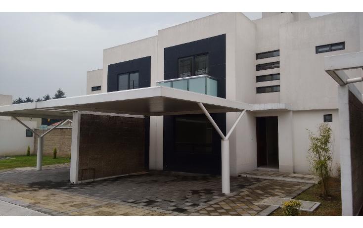 Foto de casa en venta en  , la estación, lerma, méxico, 1445623 No. 02
