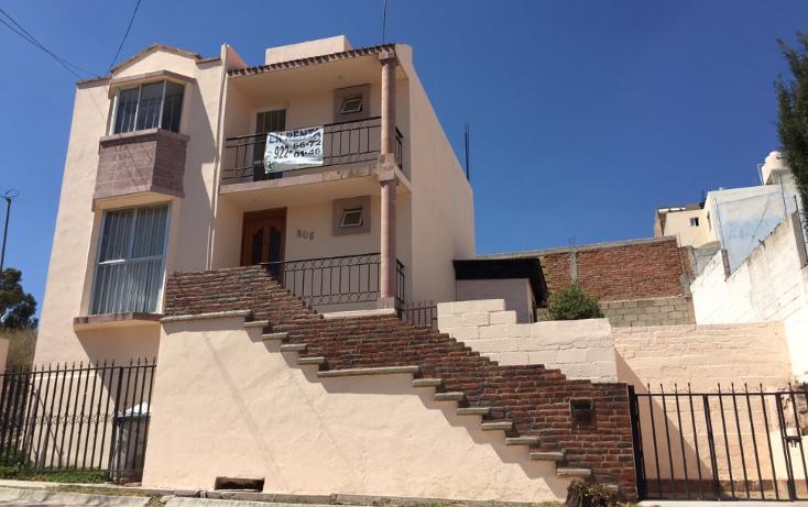 Foto de casa en renta en  , la estancia (las colinas ii), zacatecas, zacatecas, 1081913 No. 01