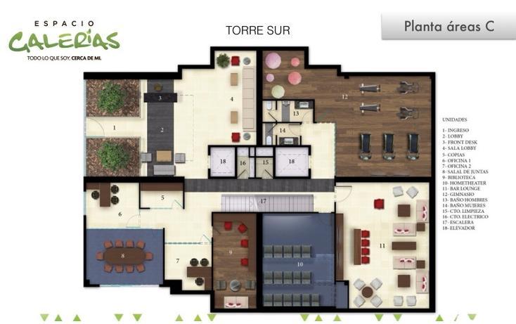 Foto de departamento en venta en  , la estancia, zapopan, jalisco, 1535789 No. 18