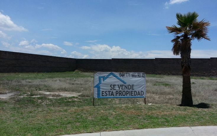 Foto de terreno habitacional en venta en, la excelencia, pachuca de soto, hidalgo, 1102529 no 01
