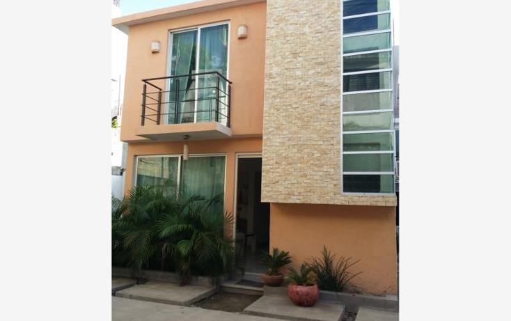Foto de casa en venta en  , la fabrica, acapulco de juárez, guerrero, 1532990 No. 01