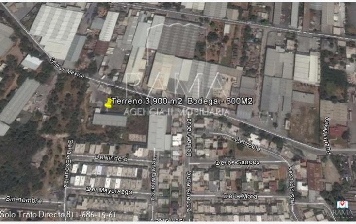Foto de terreno industrial en venta en, la fe, san nicolás de los garza, nuevo león, 2023480 no 02
