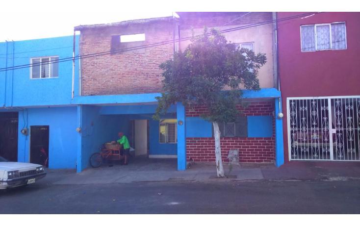 Foto de casa en venta en  , la federacha, guadalajara, jalisco, 1385677 No. 01