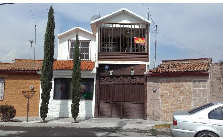 Foto de casa en venta en  , la floresta i, san juan del r?o, quer?taro, 1728010 No. 01