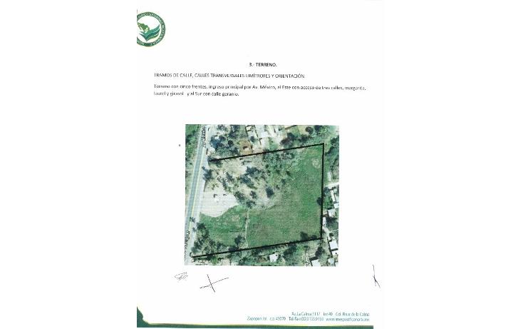 Foto de terreno habitacional en venta en  , la floresta, puerto vallarta, jalisco, 1856460 No. 01