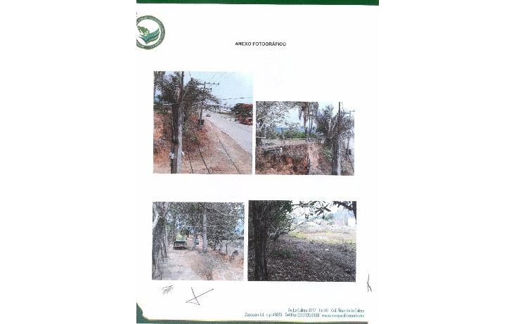 Foto de terreno habitacional en venta en  , la floresta, puerto vallarta, jalisco, 1856460 No. 02