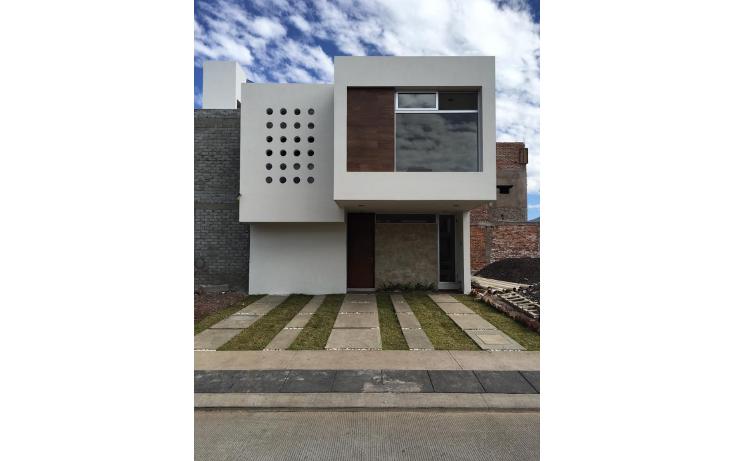 Foto de casa en venta en  , la floresta, zamora, michoacán de ocampo, 1689192 No. 01