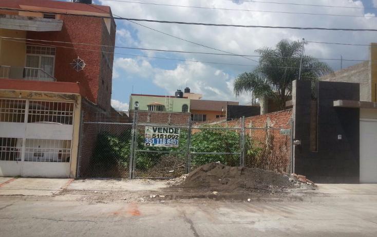 Foto de terreno habitacional en venta en  , la floresta, zamora, michoacán de ocampo, 1818208 No. 01
