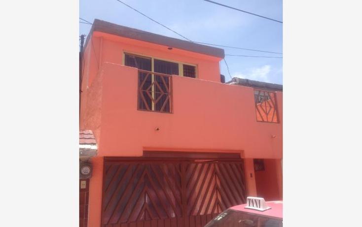 Foto de casa en venta en  , la florida, ecatepec de morelos, méxico, 1152849 No. 01