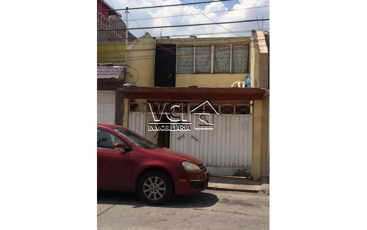 Foto de casa en venta en  , la florida, ecatepec de morelos, méxico, 1853504 No. 01