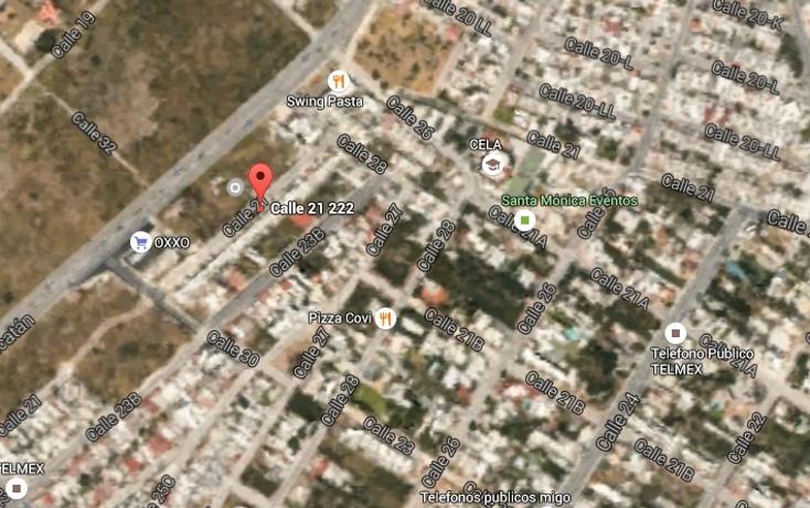 Foto de terreno comercial en venta en  , la florida, mérida, yucatán, 1363397 No. 01