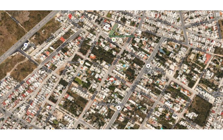 Foto de terreno comercial en venta en  , la florida, mérida, yucatán, 1363397 No. 03