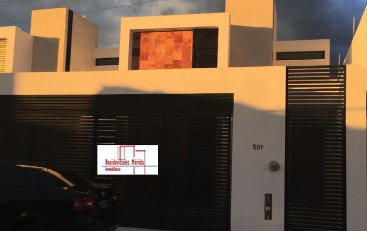 Foto de casa en venta en, la florida, mérida, yucatán, 1397765 no 01