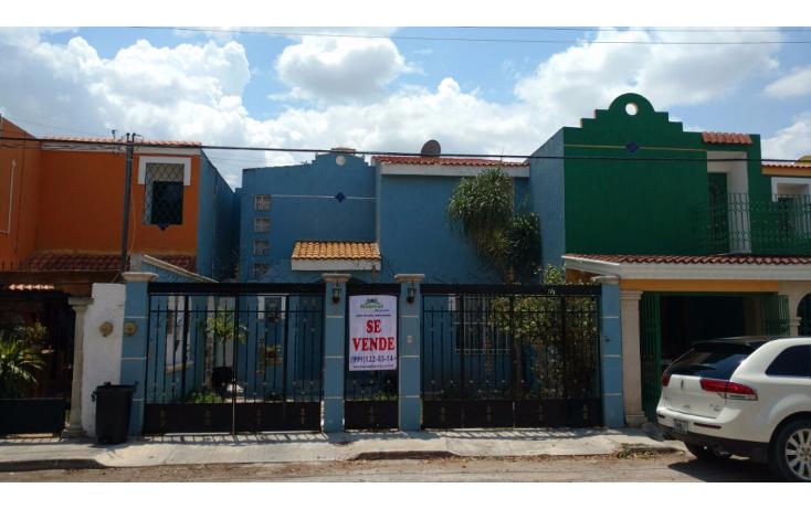 Foto de casa en venta en  , la florida, m?rida, yucat?n, 2002950 No. 01