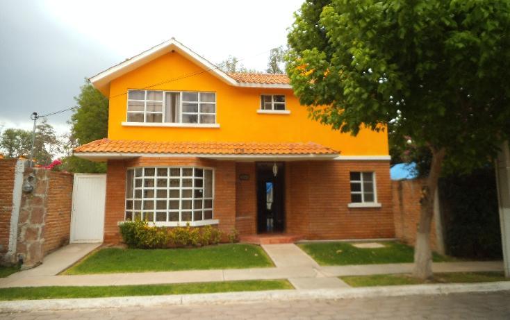 Foto de casa en venta en  , la florida, san luis potosí, san luis potosí, 1092535 No. 01