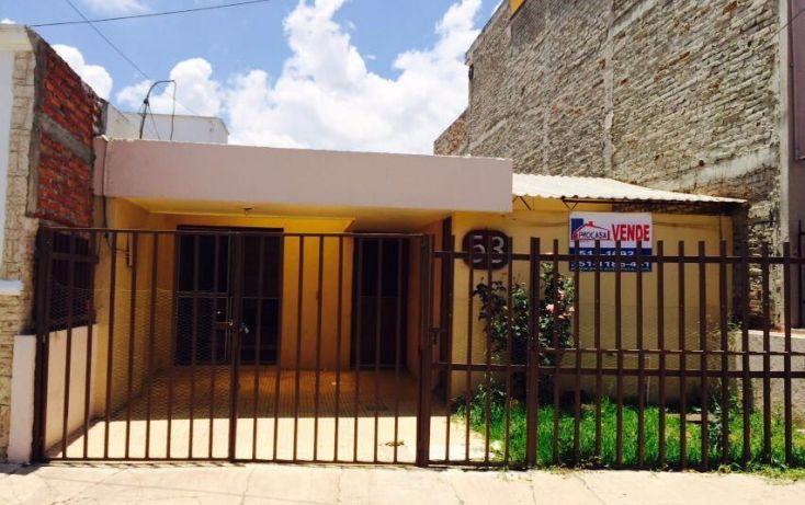 Foto de casa en venta en, la florida san patricio, zamora, michoacán de ocampo, 1042713 no 01