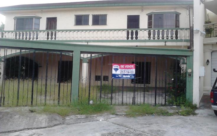 Foto de casa en venta en  , la florida, tampico, tamaulipas, 1083977 No. 01