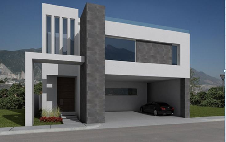 Foto de casa en venta en  , la fraternidad, santa catarina, nuevo león, 1149753 No. 01