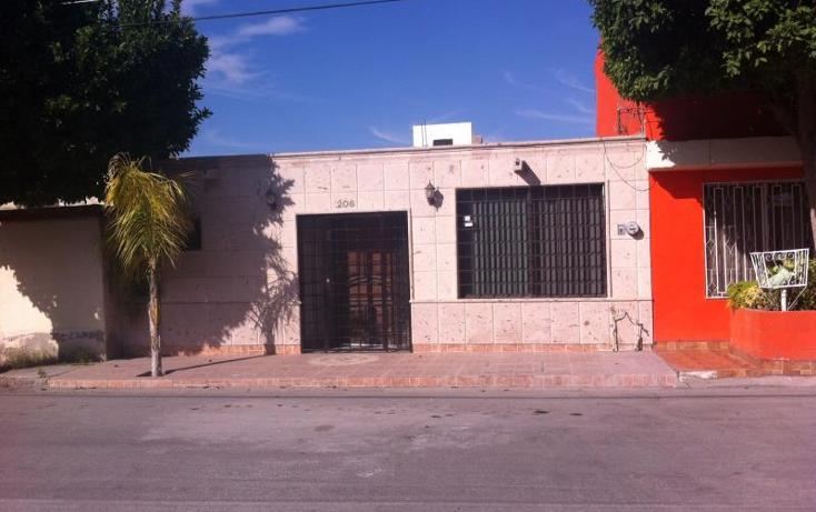 Foto de casa en venta en la fuente 1, fuentes del sur, torre?n, coahuila de zaragoza, 1632578 No. 01