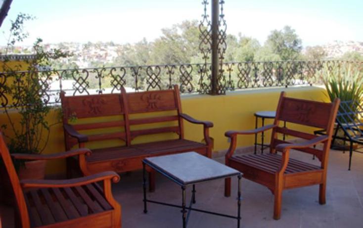 Foto de casa en venta en la fuente 1, san miguel de allende centro, san miguel de allende, guanajuato, 684973 No. 10