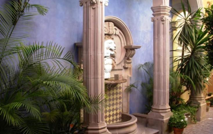 Foto de casa en venta en la fuente 1, san miguel de allende centro, san miguel de allende, guanajuato, 684973 No. 13