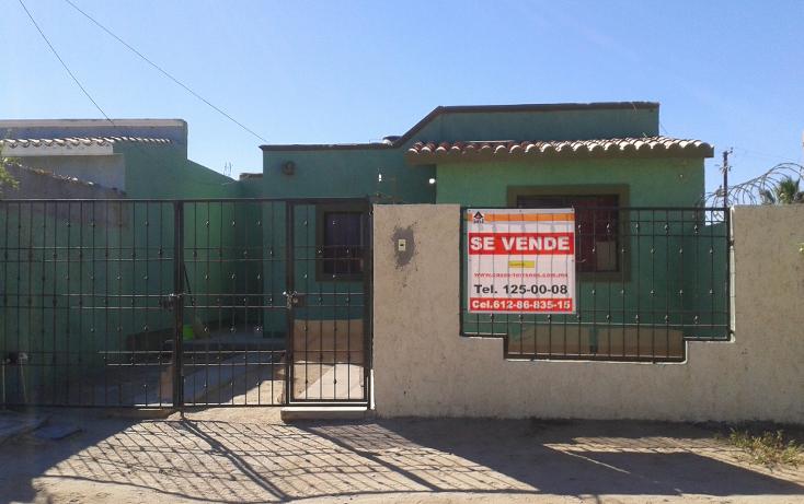 Foto de casa en venta en  , la fuente, la paz, baja california sur, 1178165 No. 01