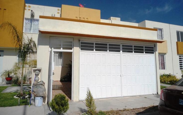 Foto de casa en renta en  ---, la gavia, irapuato, guanajuato, 403631 No. 01