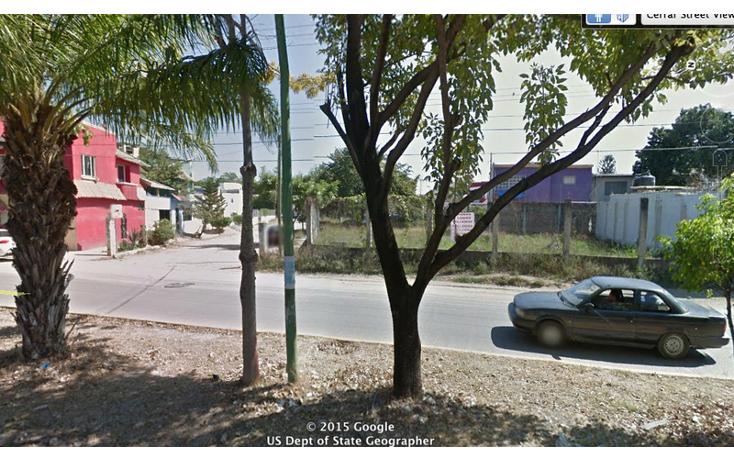 Foto de terreno habitacional en renta en  , la gloria, tuxtla guti?rrez, chiapas, 877687 No. 01