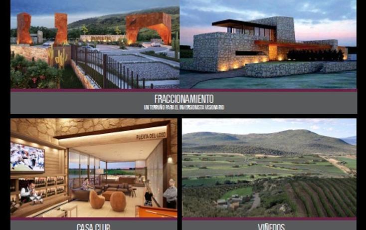 Foto de terreno habitacional en venta en  , la griega, el marqués, querétaro, 1685419 No. 07