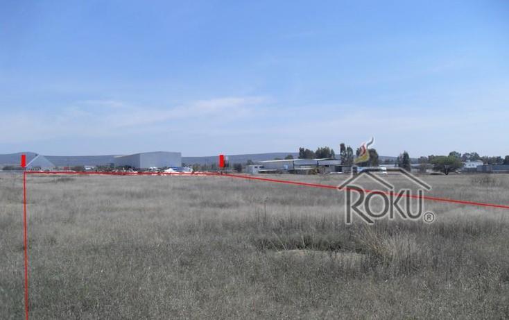 Foto de terreno industrial en venta en  , la griega, el marqués, querétaro, 525274 No. 05
