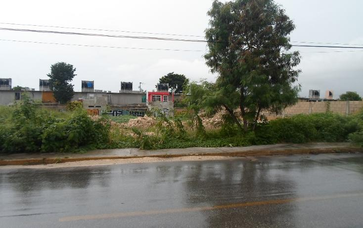 Foto de terreno comercial en venta en  , la guadalupana, benito juárez, quintana roo, 2637944 No. 01