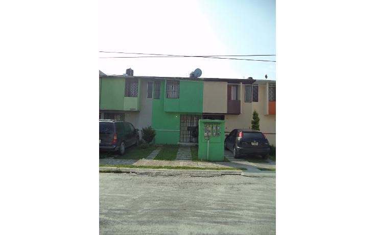 Foto de casa en venta en  , la guadalupana, cuautitlán, méxico, 1399849 No. 01