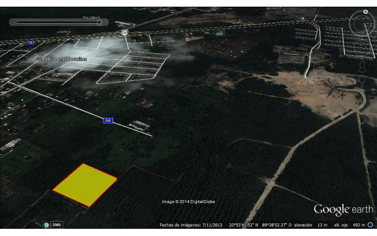 Foto de terreno comercial en venta en  , la guadalupana, mérida, yucatán, 1620000 No. 04