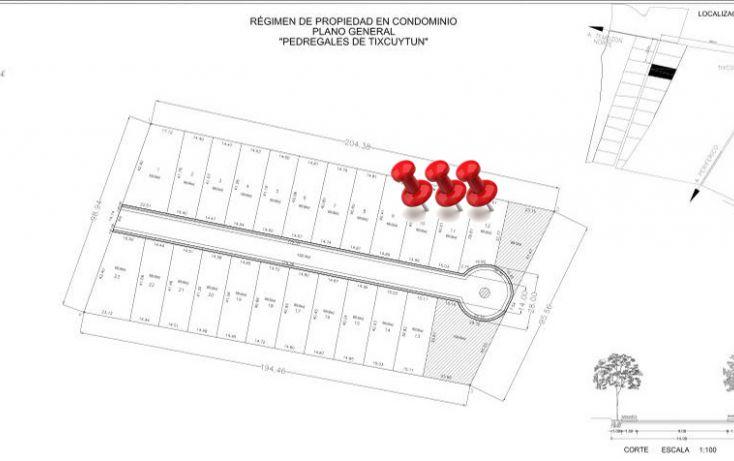 Foto de terreno habitacional en venta en, la guadalupana, mérida, yucatán, 1724762 no 03